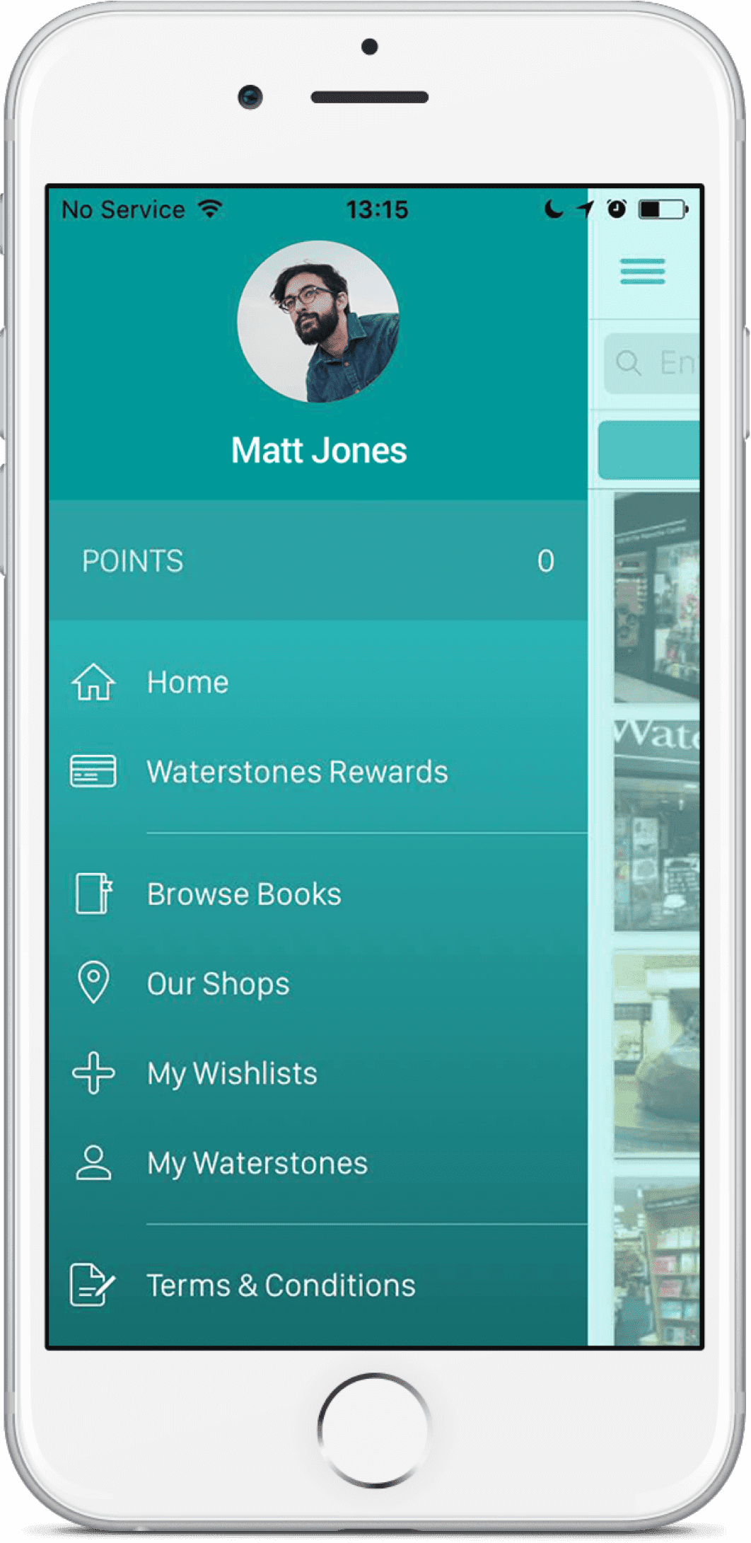 Waterstones App Developers